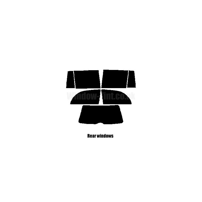 Toyota Auris 5-door Hatchback - 2012 and newer