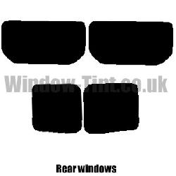 Toyota RAV4 5-door - 2013 and newer