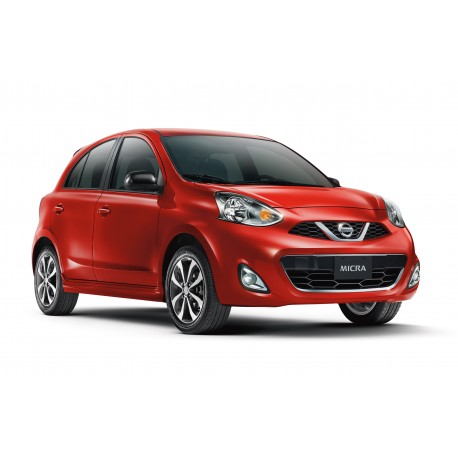 Nissan Micra 5 Door - 2010 to 2017