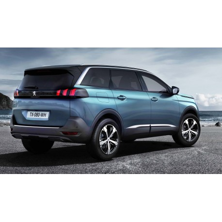 Peugeot 5008 - 2017 and newer