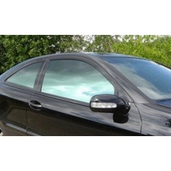 Silver/Black Fade Window Film