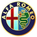 Alfa Romeo Pre-Cut Sunstrips