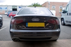 Audi A4 taillight tints