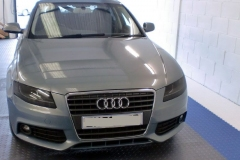 Audi A4 headlight tints