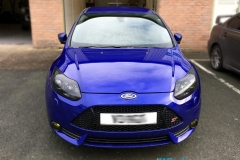 Ford Focus Headlight Tints
