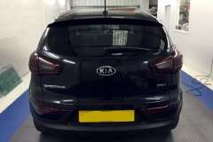 Kia Sportage taillight tints