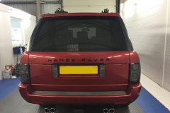 Range Rover taillight tints