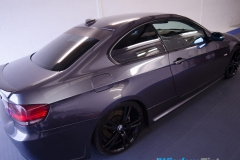 BMW 3-Series tinted in 35% light smoke