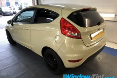 Ford Fiesta -tinted 5% limo black carbon