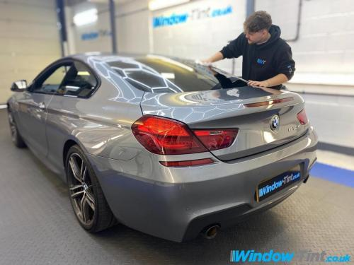 BMW 6-Series Coupe in 20% HP+
