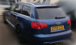 Audi Window Tint