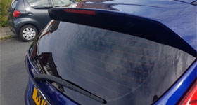 Ford Fiesta Window Tint